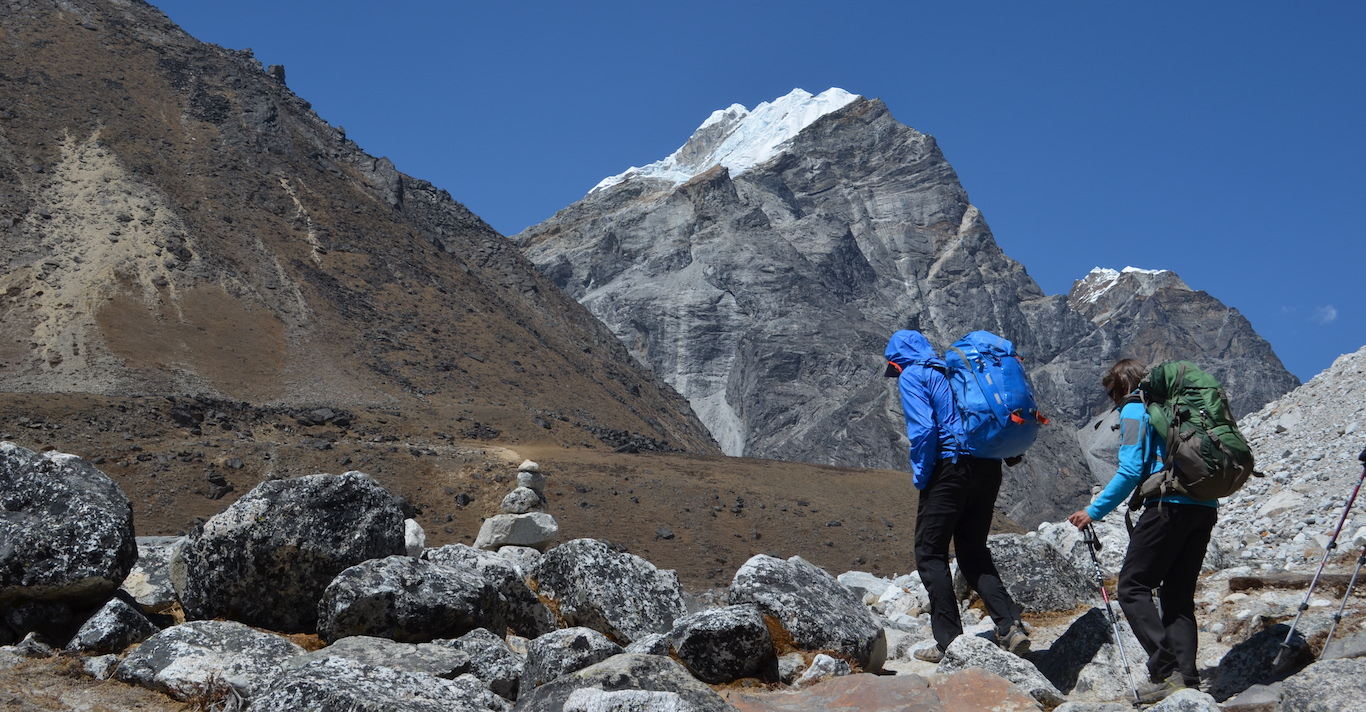 Everest Base Camp Trek & Lobuche Climb