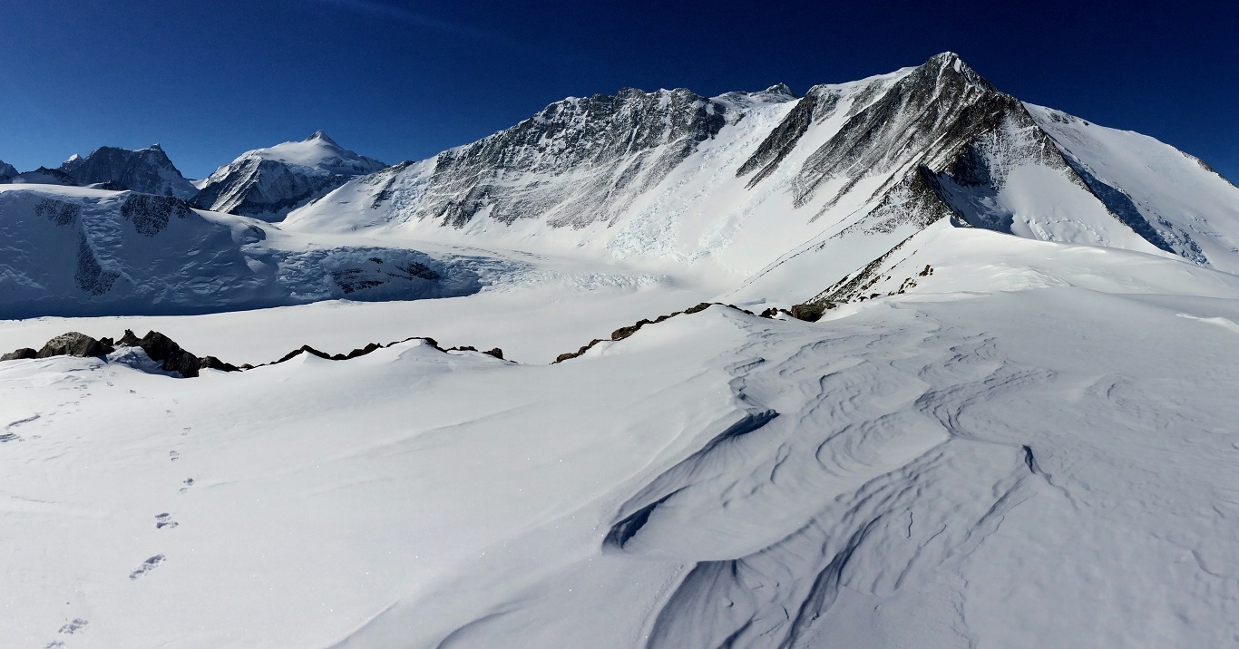 Antarctica's Vinson Massif