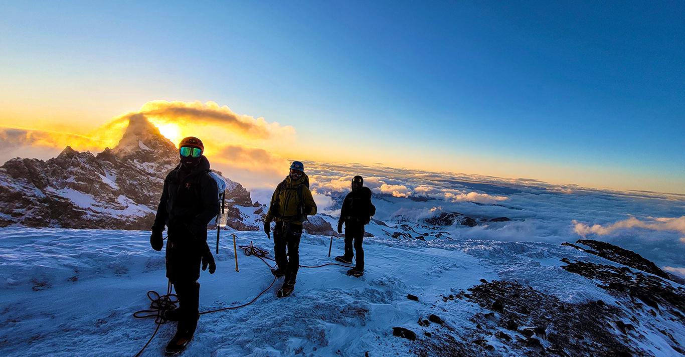 Coming Soon: 2022 Mt. Rainier Dates