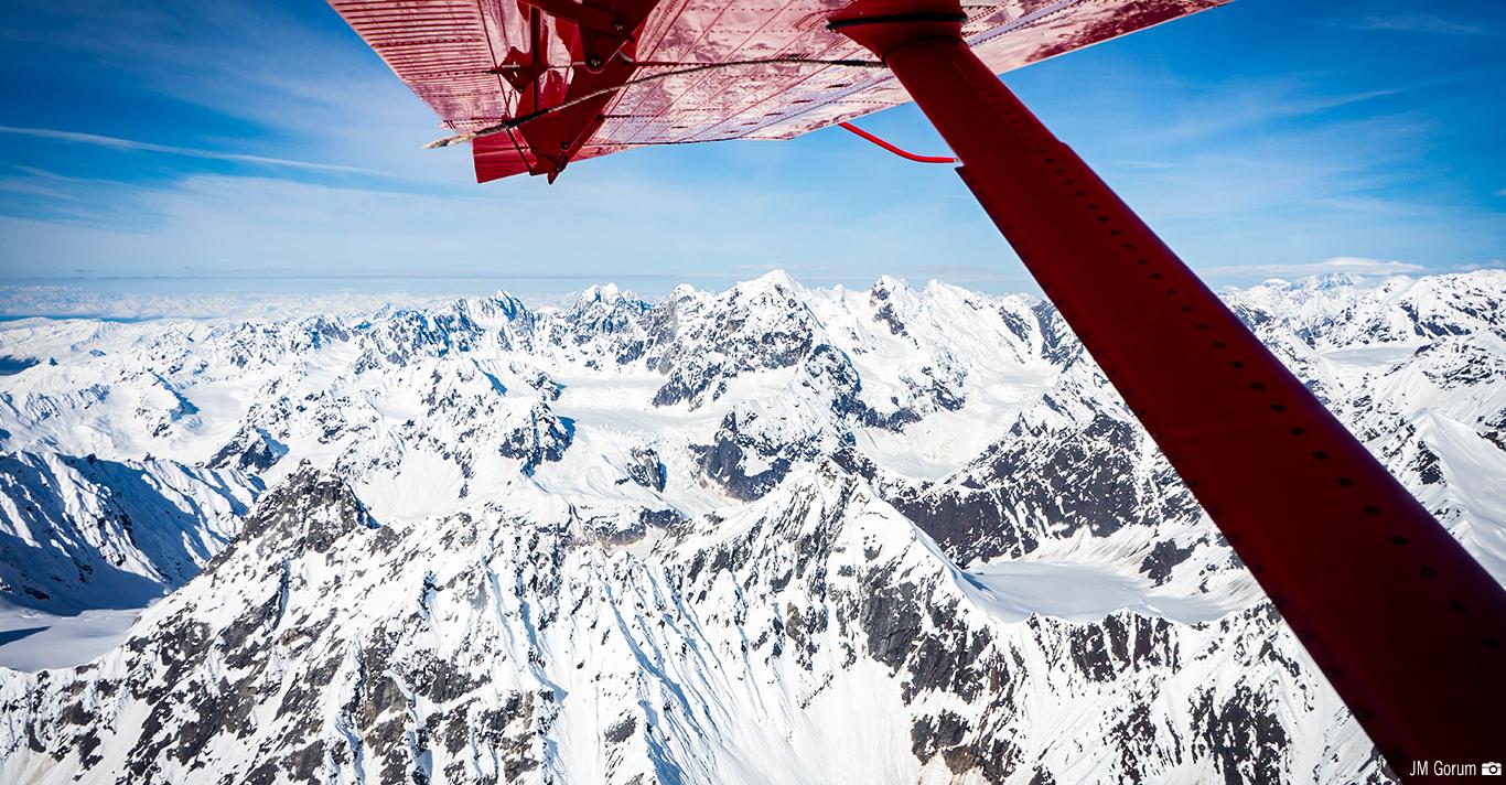 Denali teams are flying!