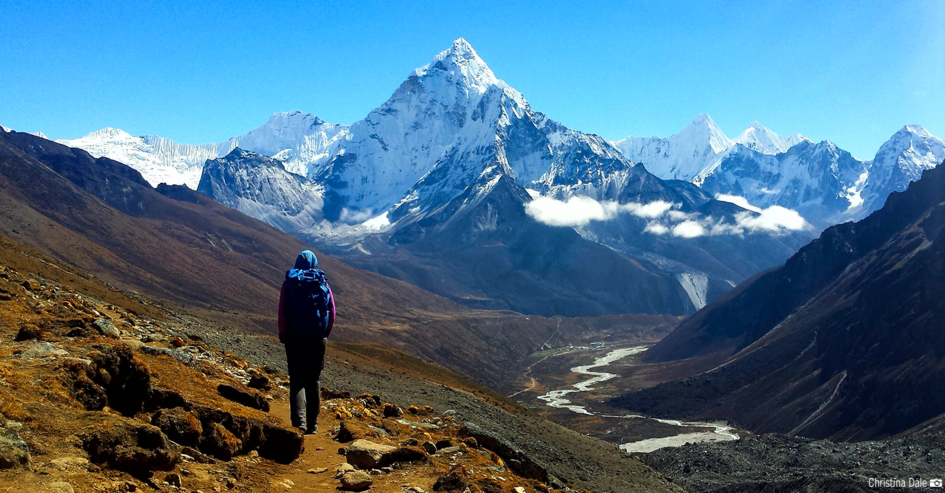 Everest BC Trek and Lobuche Climb
