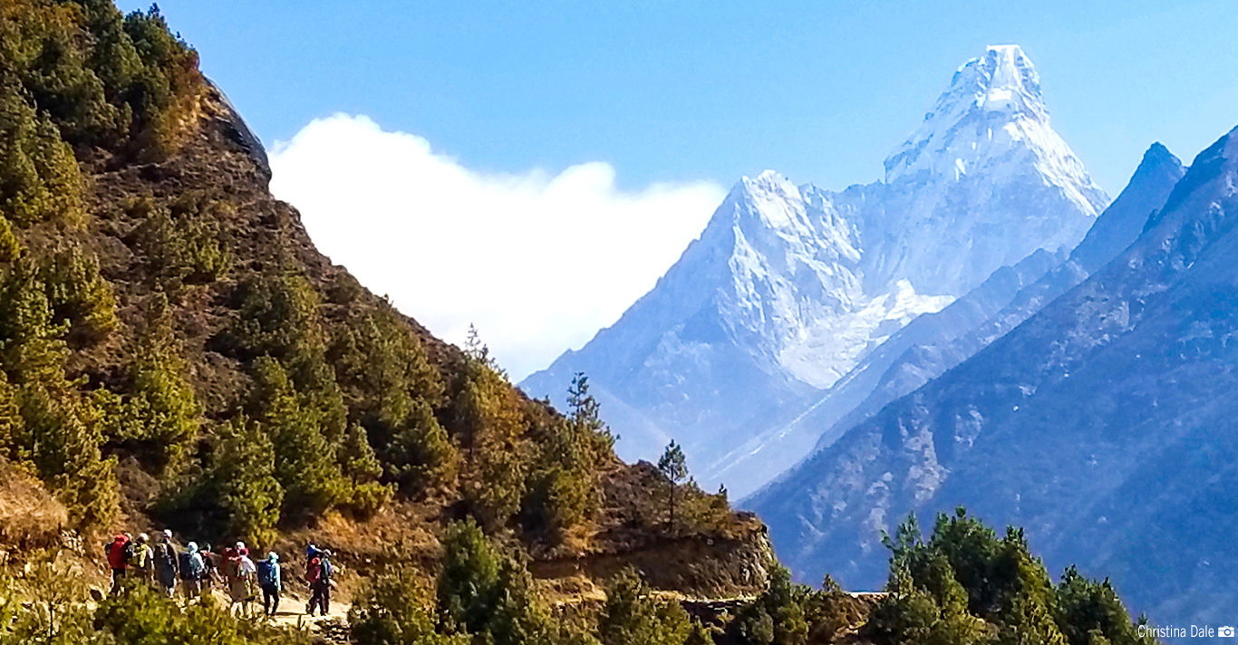 March 2020: Everest BC Trek and Lobuche Climb