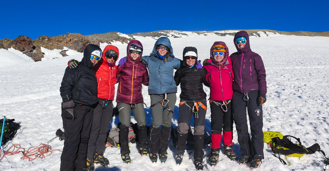 Women's Paradise Expedition Seminar