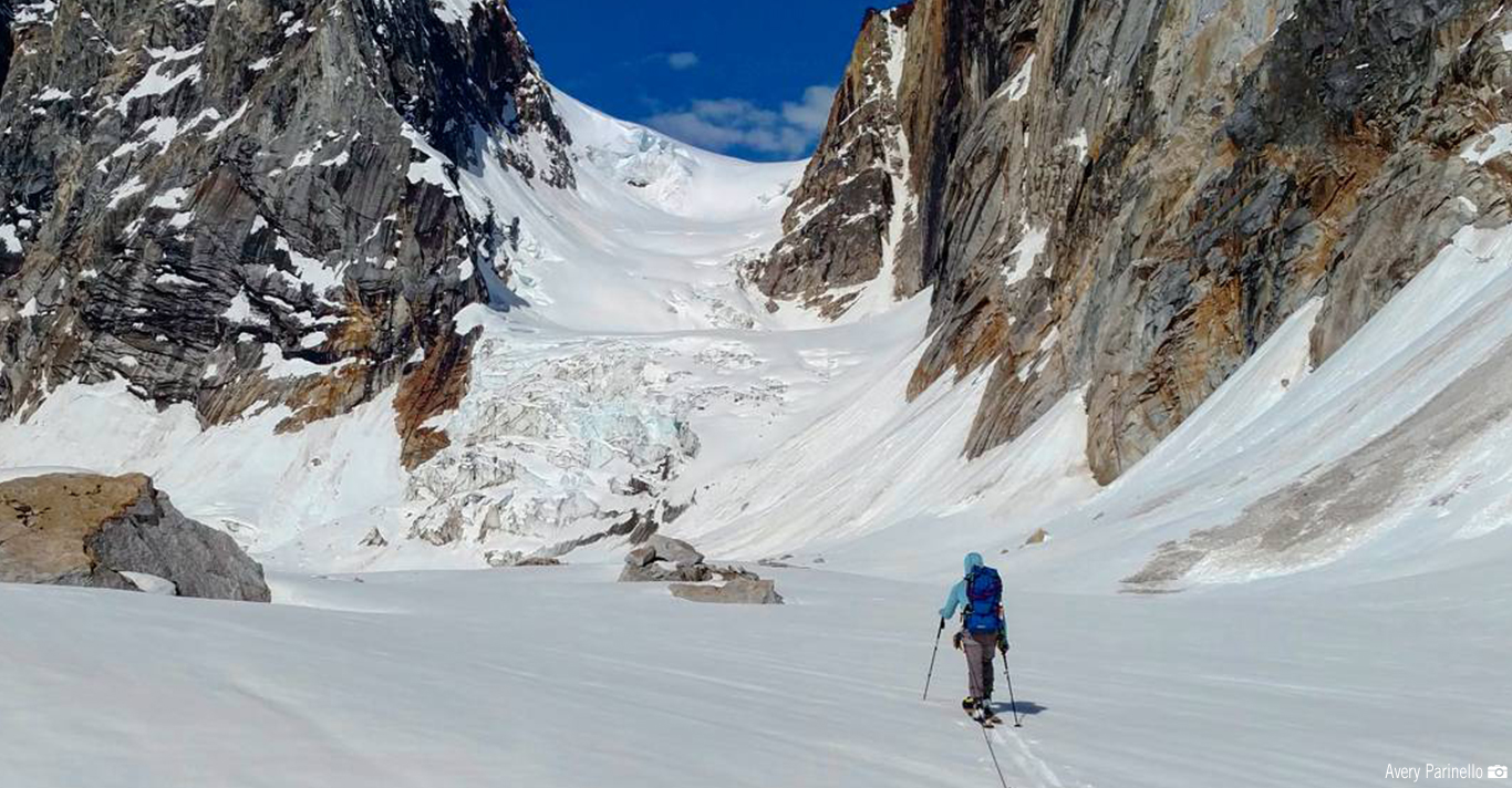 New for 2020: Ruth Glacier Seminar