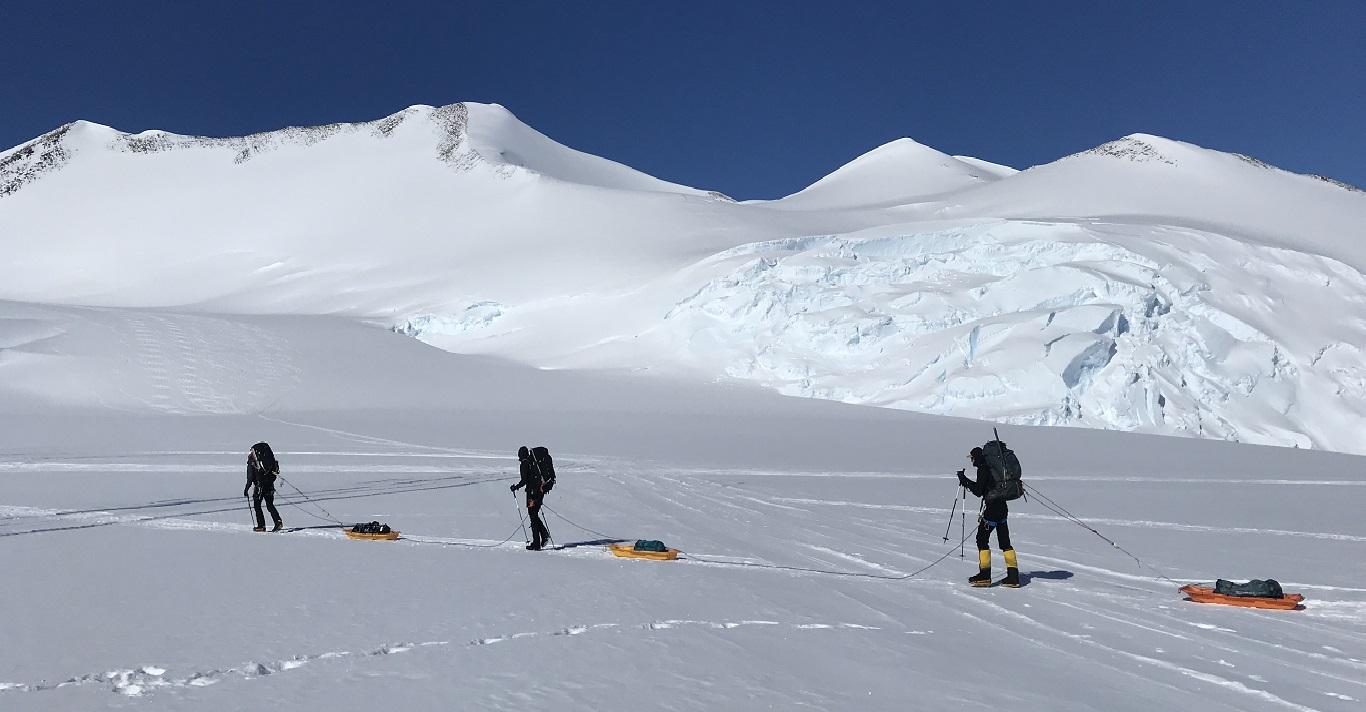 Antarctica: Vinson Massif