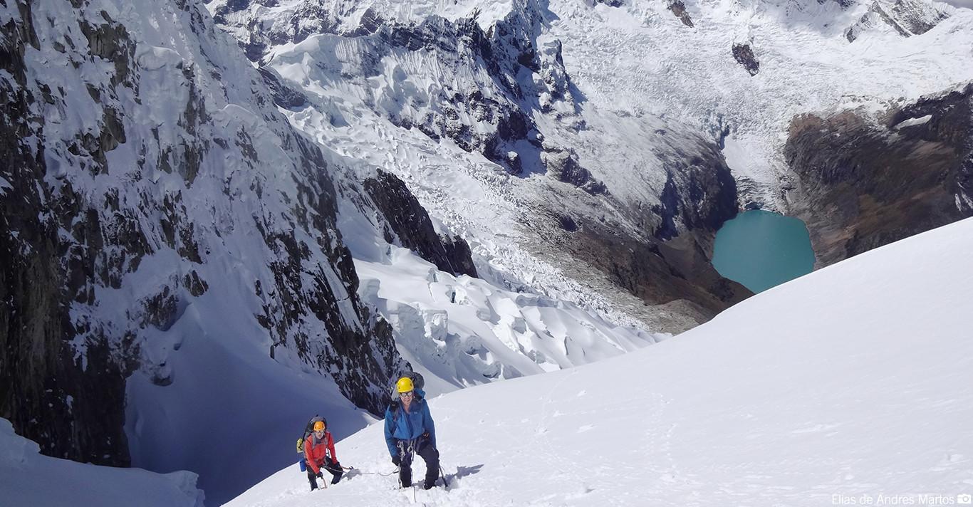 8a67492df Alpamayo Climb with RMI Expeditions