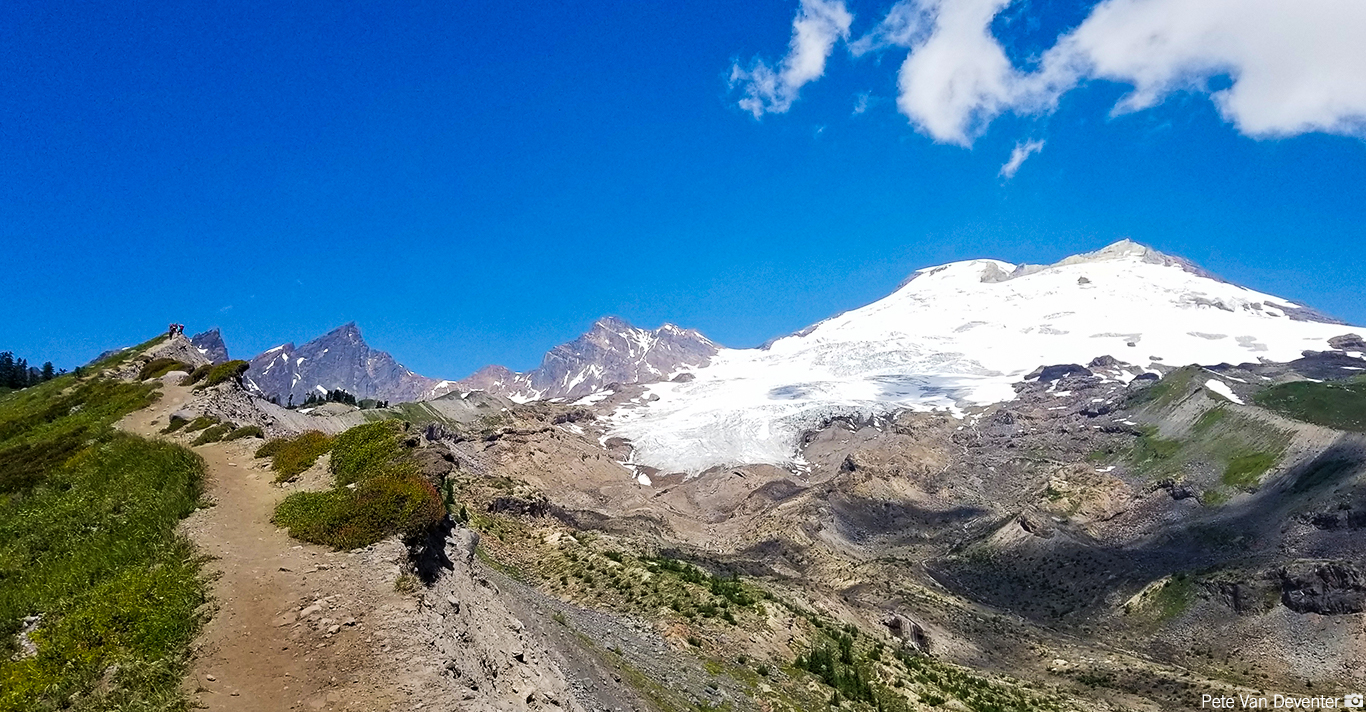 Mt. Baker Leave No Trace Master Educator Course and Climb