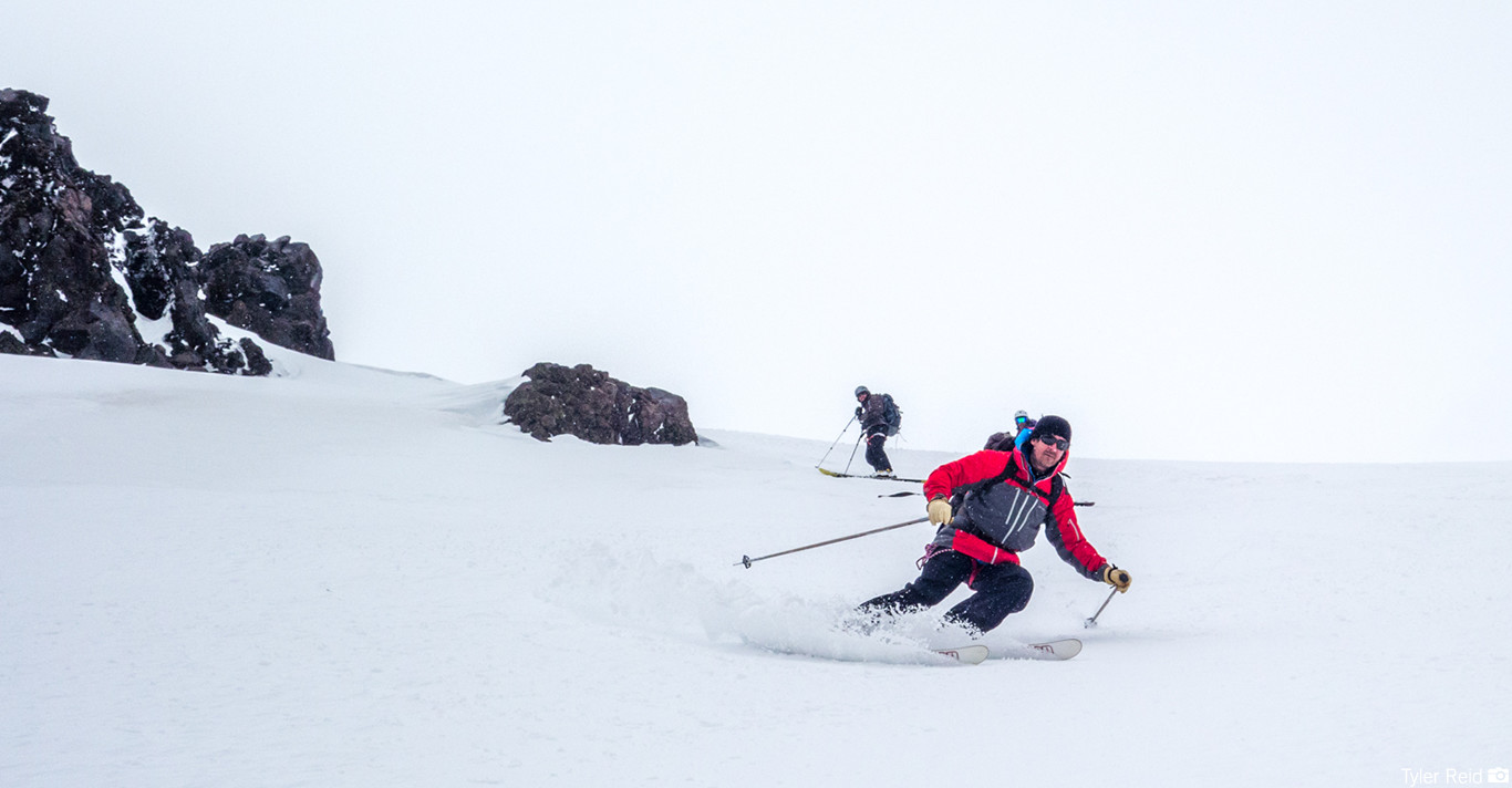Chile - Ski Mountaineering