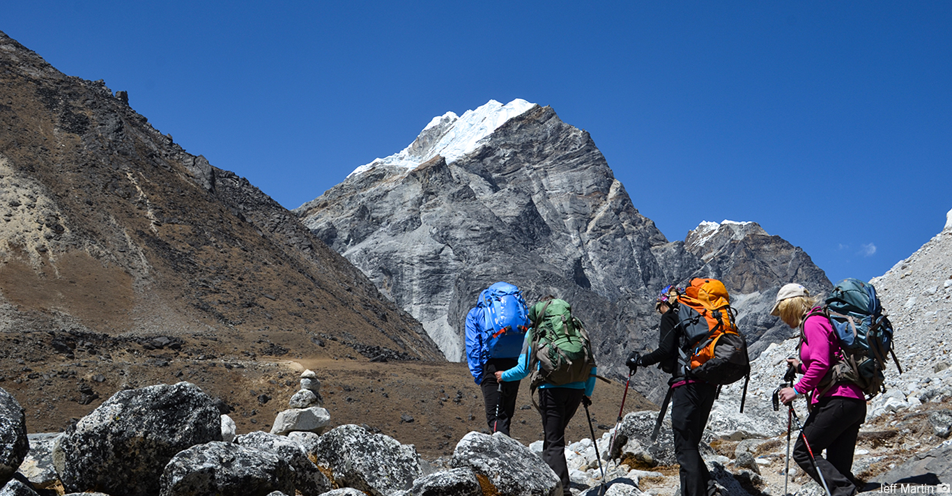 Lobuche Climb Everest Base Camp Trek Rmi Expeditions