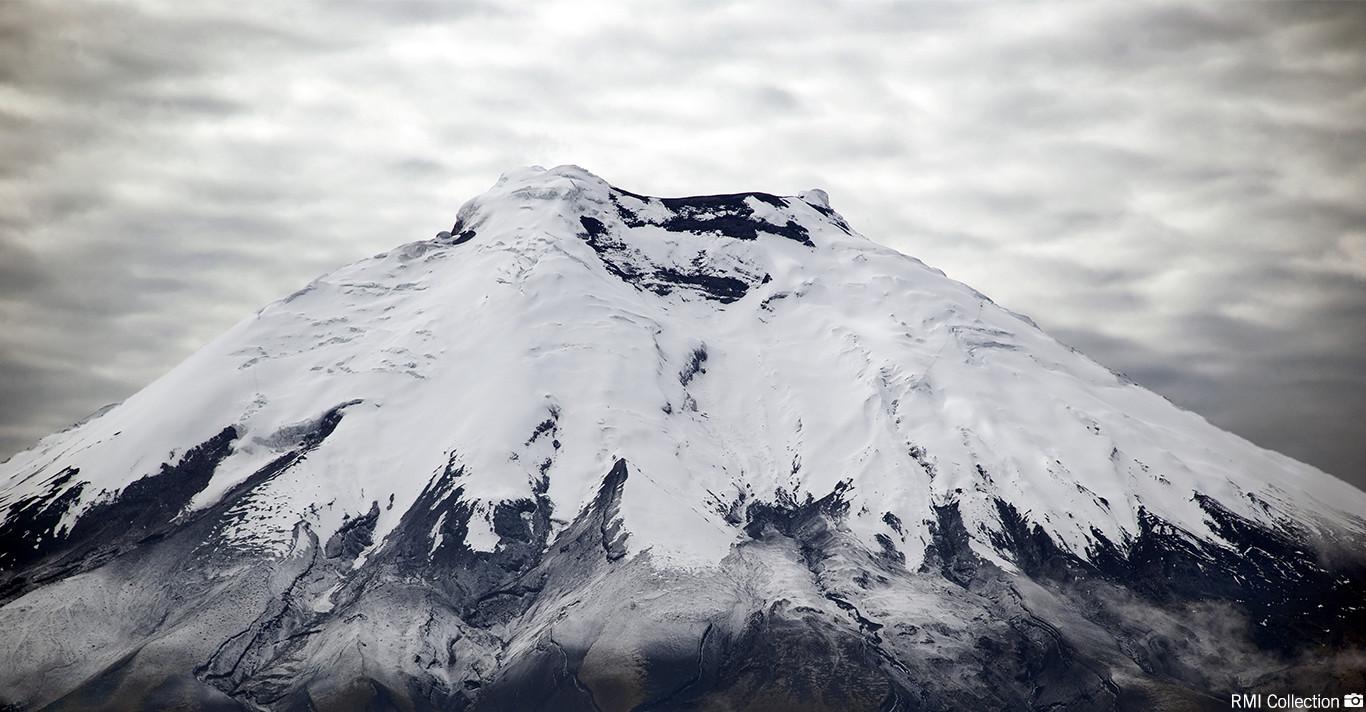 Cotopaxi and Cayambe - Ecuador