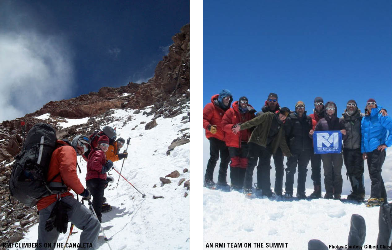 Summit Day On Aconcagua!