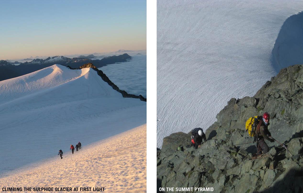 Summit Climb
