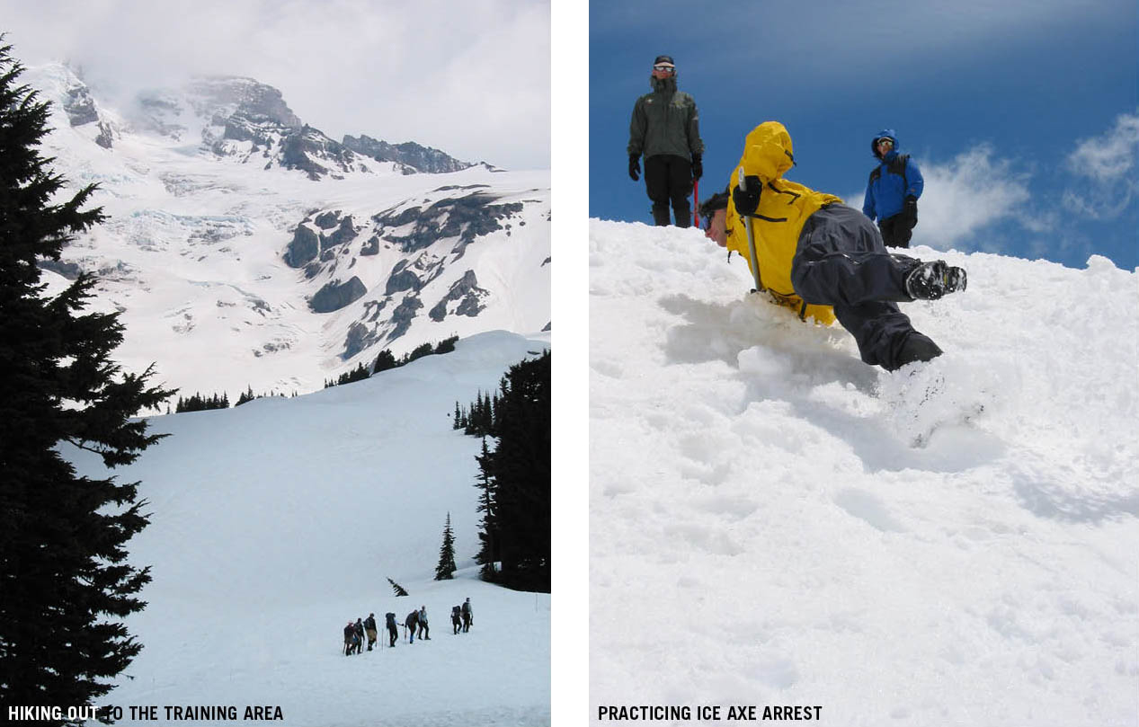The Mountaineering Day School