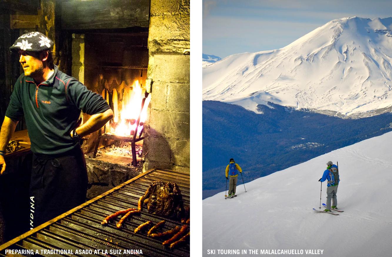 Malalcahuello Skiing