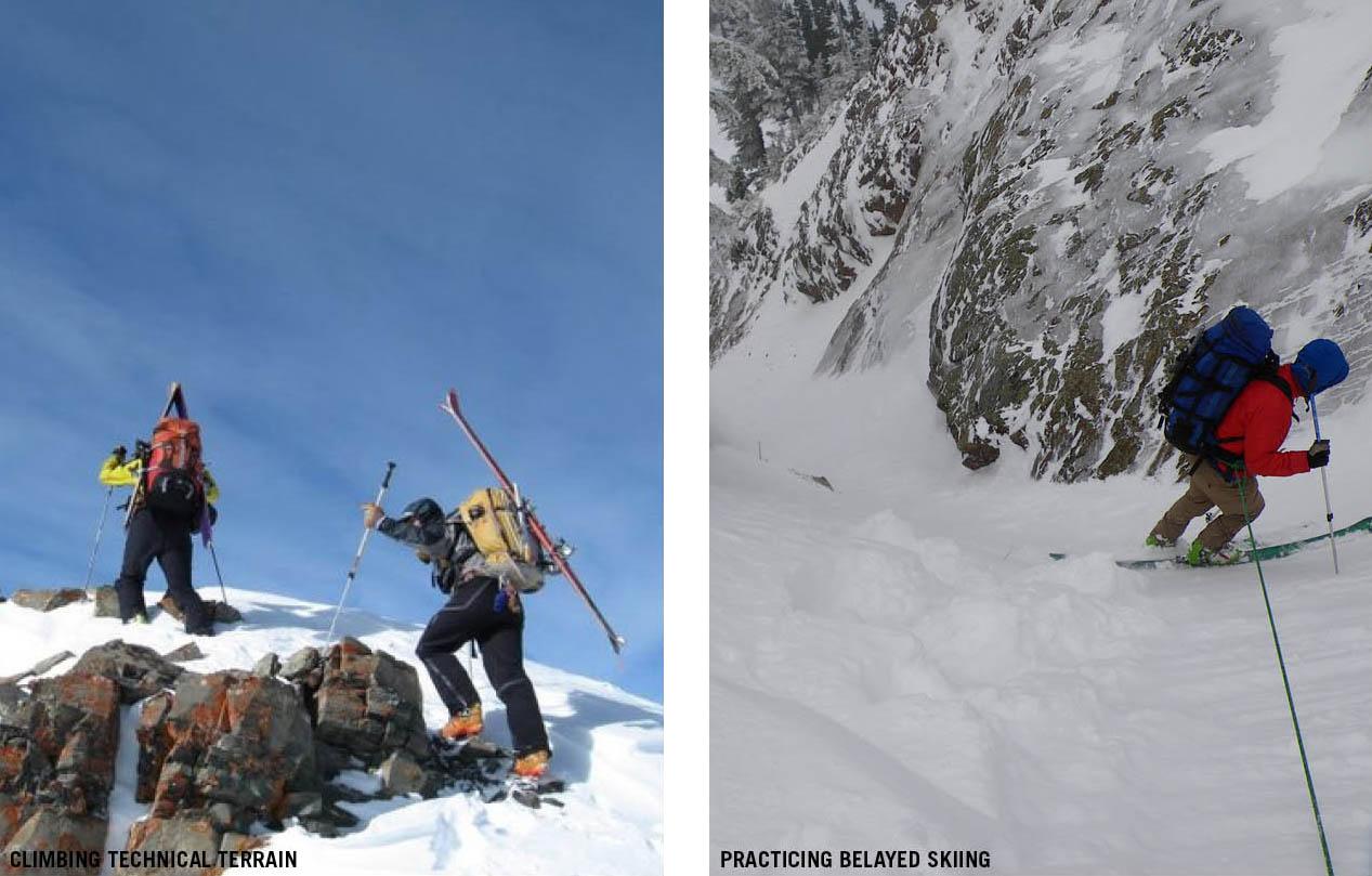 Technical Practice & Descents