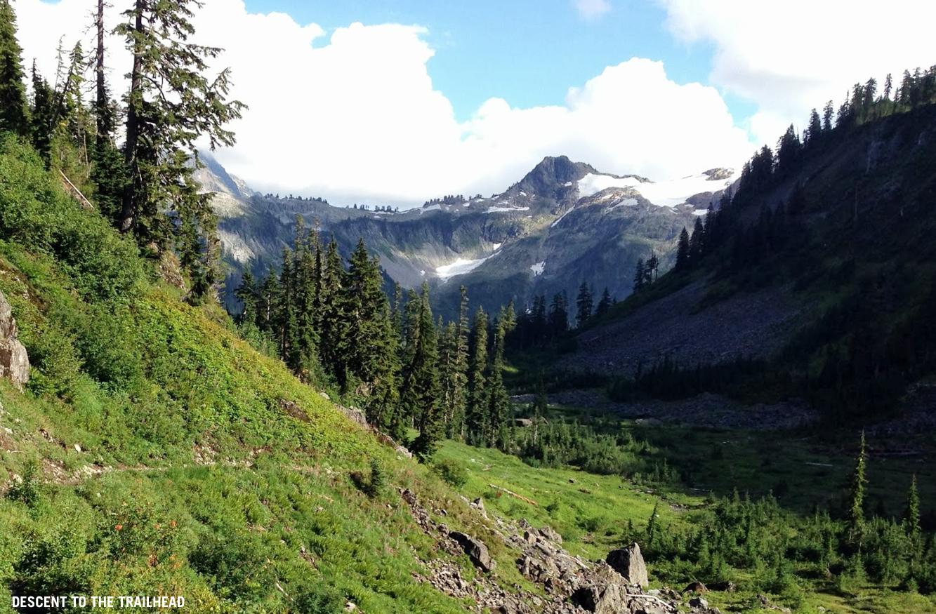 Descent To Trailhead