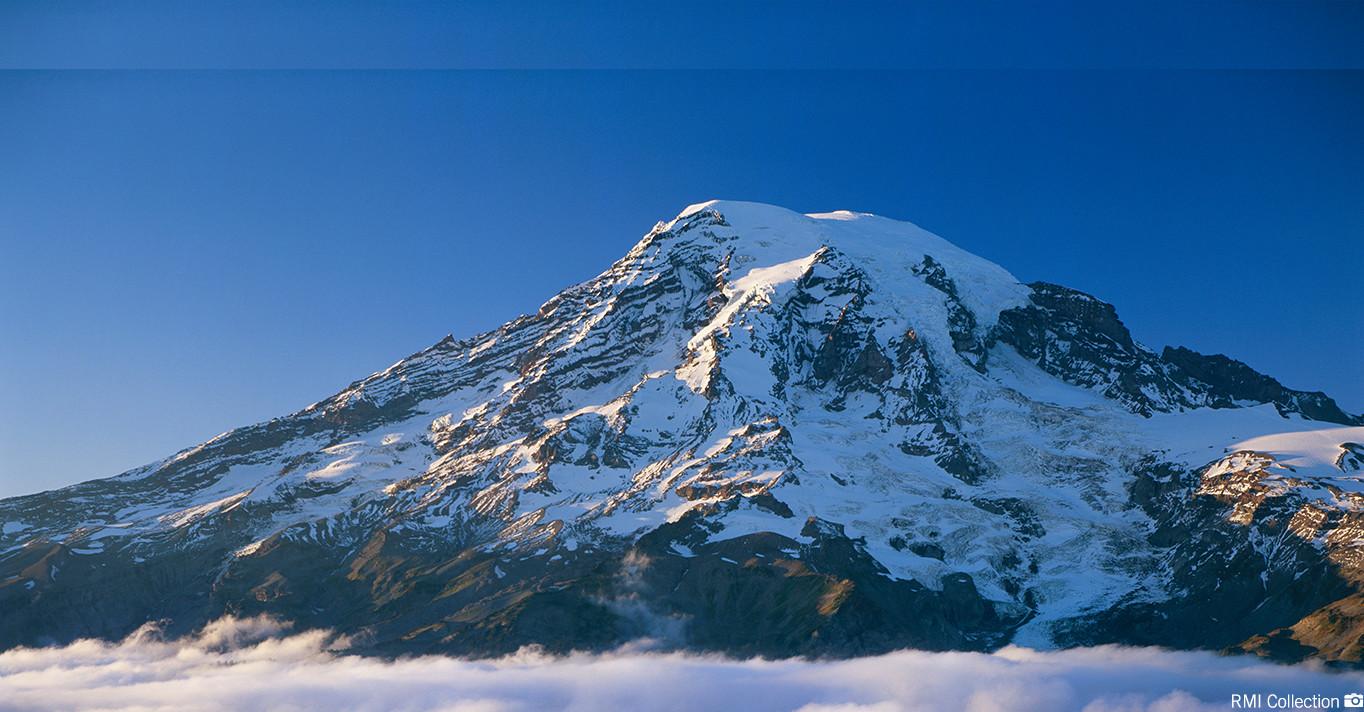 Mt. Rainier - Four Day Climb