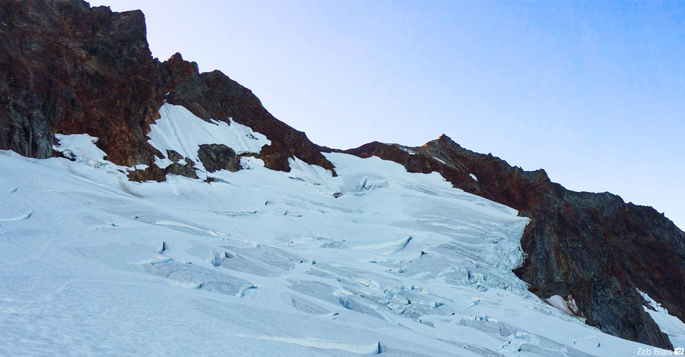 Sahale Mountain - Quien Sabe