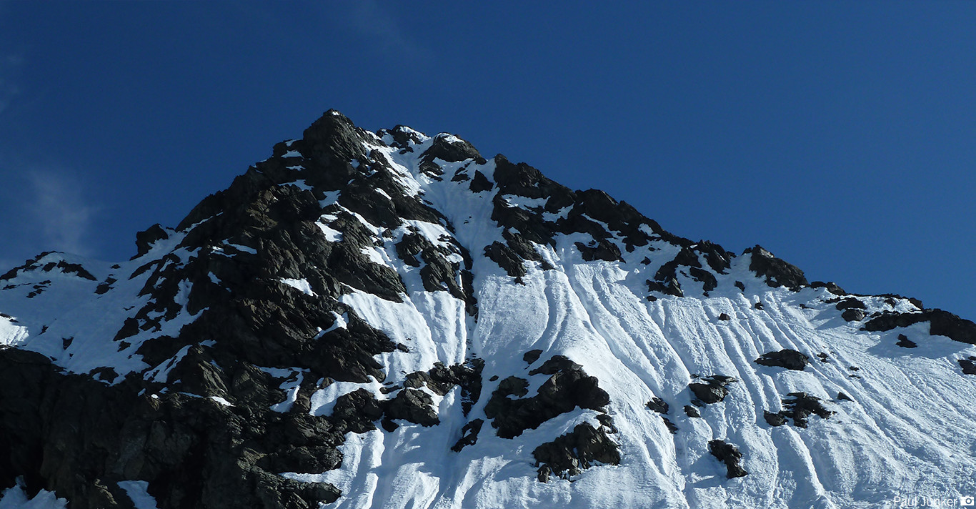 Mt. Shuksan - Fisher Chimneys