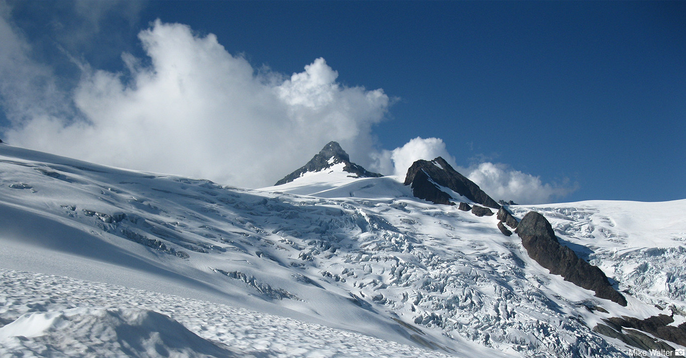 Mt. Shuksan - Sulphide Glacier