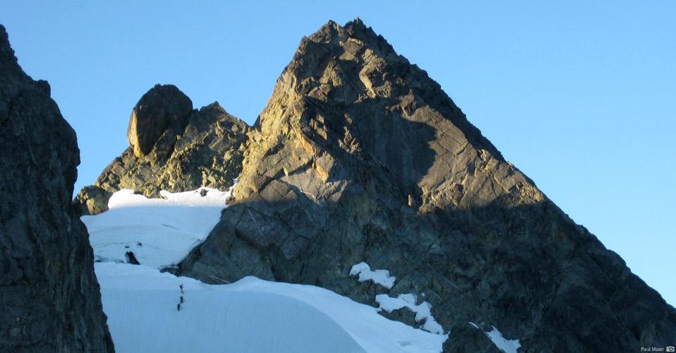 Mt. Shuksan's Fisher Chimneys