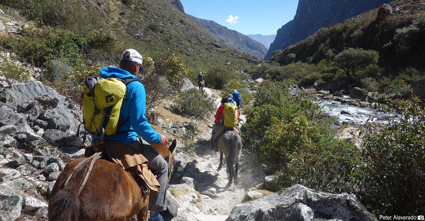 Huascaran Climb   RMI Expeditions