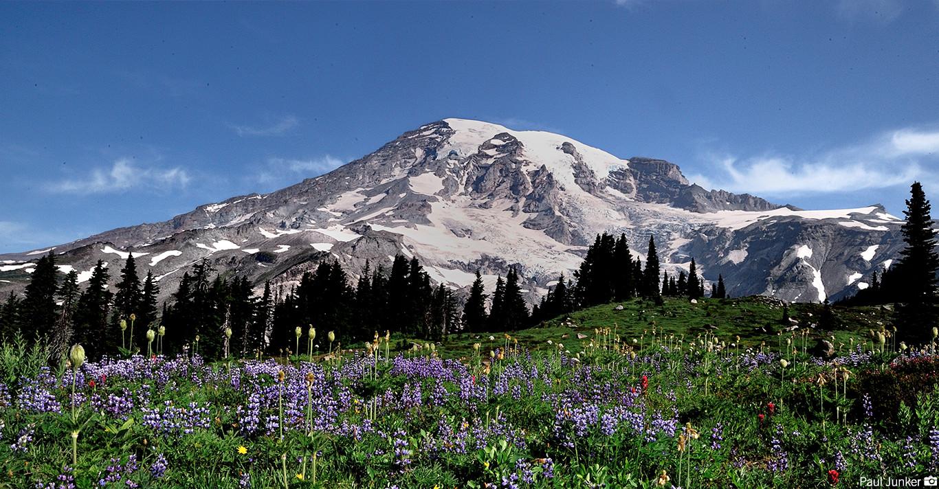 Mt Rainier Cultural Landscape