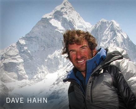Dave Hahn   RMI Mountain Guide