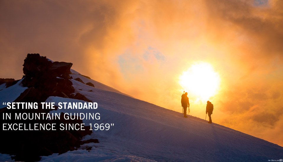 Summit of Vinson Massif