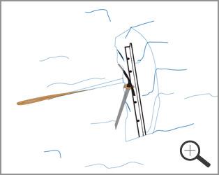 Saxon Cross Anchor